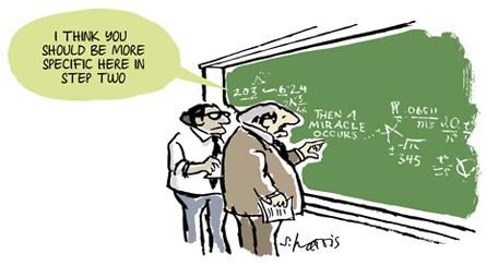 miracle cartoon